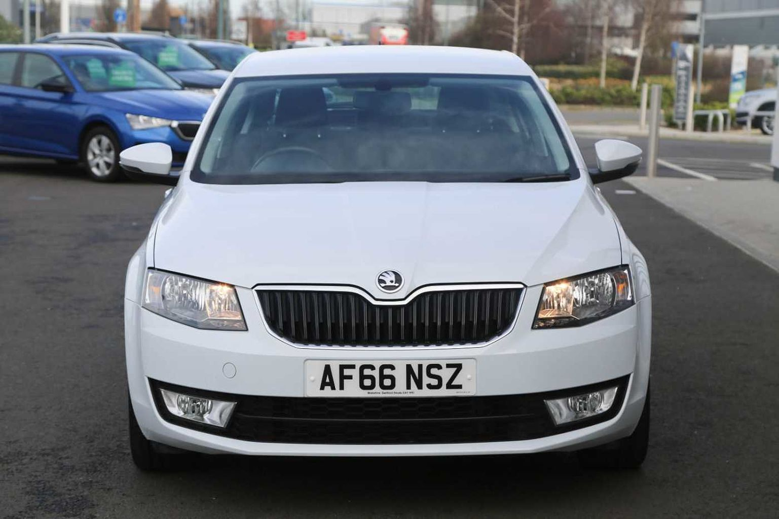 SKODA Octavia Hatch SE Business 1.6 TDI 110 PS
